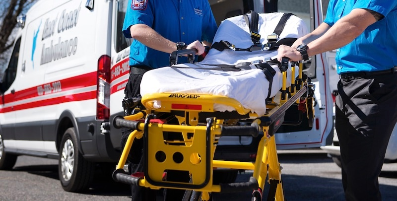 Become an EMT in Maryland | East Coast Ambulance