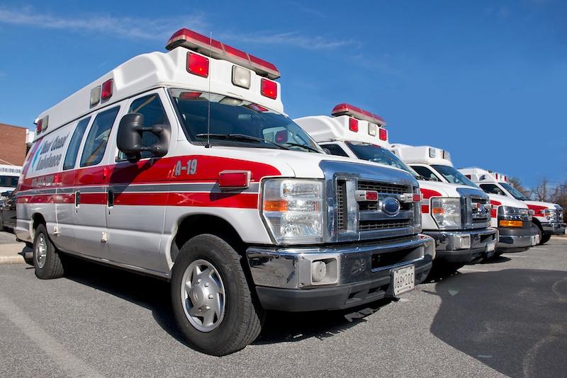 East Coast Ambulance | Ambulance photo