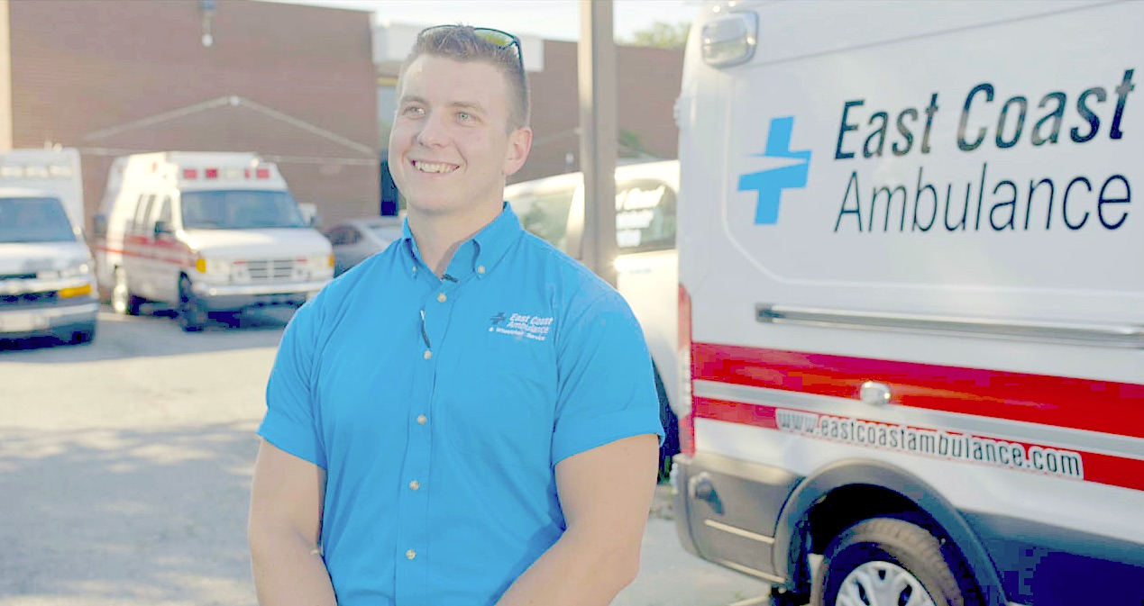 Liam | East Coast Ambulance EMT