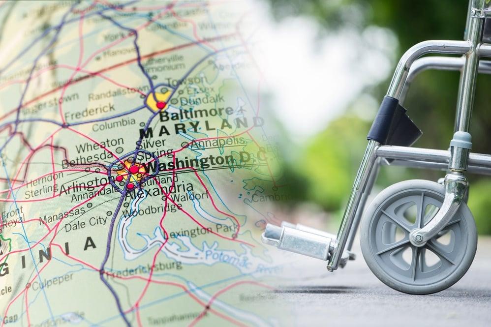 Medical Transportation options Maryland | East Coast Ambulance