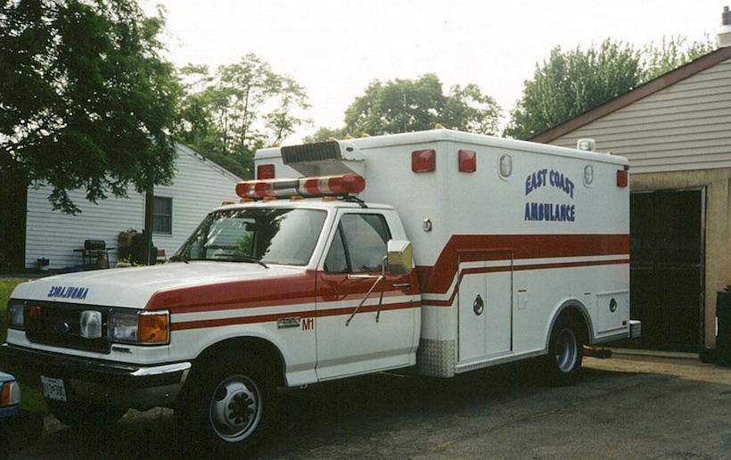 East Coast Ambulance | History | First Ambulance.jpg